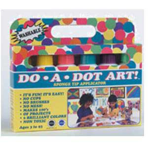 Do-A-Dot Brilliant 6 pack
