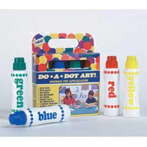 Do-A-Dot Rainbow 4 pack