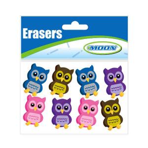 Hoot Owl Topper Assortment-Bag of 8
