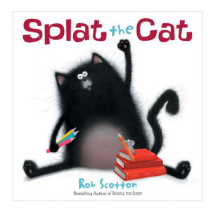 Splat the Cat Book