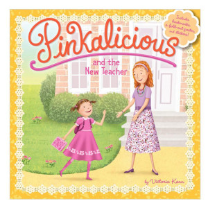 Pinkalicious & The New Teacher Book