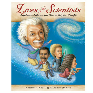 Lives of the Scientists Book