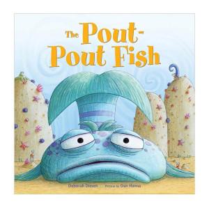 Pout-Pout Fish Board Book