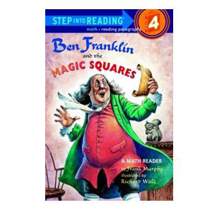 Ben Franklin and the Magic Squares Reader-Step 4
