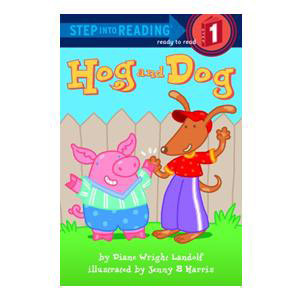 Hog and Dog Reader-Step 1