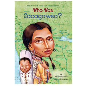 Who was Sacagawea? Book
