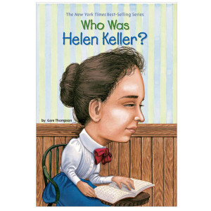 Who was Helen Keller? Book
