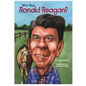 Who was Ronald Reagan? Book