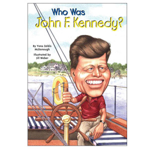 Who Was John F. Kennedy? Book