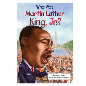 Who Was Martin Luther King, Jr.? Book