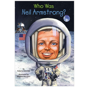 Who was Neil Armstrong? Book