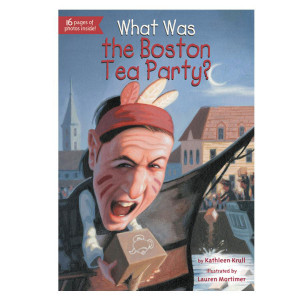 What Was The Boston Tea Party? Book