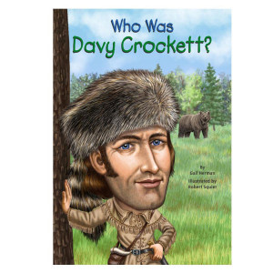 Who Was Davy Crockett? Book