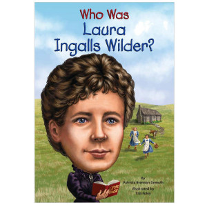 Who was Laura Ingalls Wilder? Book