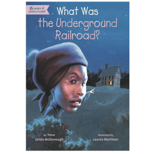 What was the Underground Railroad? Book