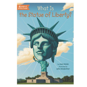 What is the Statue of Liberty? Book