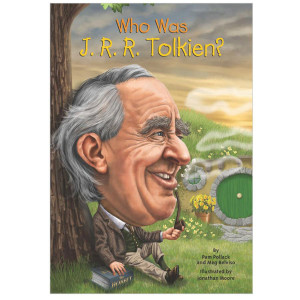 Who Was J.R.R. Tolkien? Book