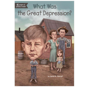 What was the Great Depression? Book