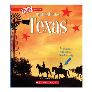 My United States Texas Book