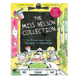 Miss Nelson Books Collection