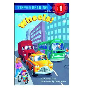Wheels! Reader-Step 1