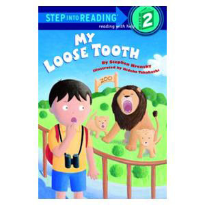 My Loose Tooth Reader-Step 2