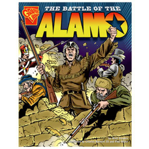 The Battle of the Alamo Graphic Hisory