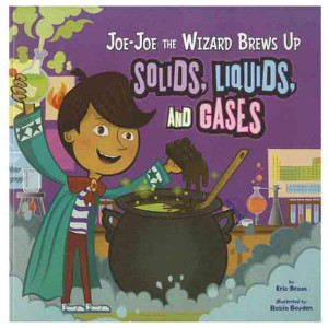 Joe-Joe Wizard Brews up Solids, Liquids, and Gases