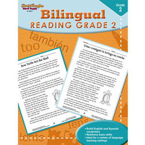 Bilingual Reading Book Grade 2