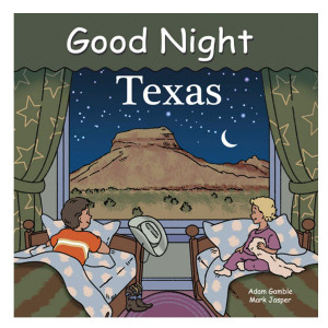Good Night Texas Book
