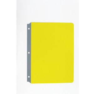 Yellow Reading Guide Full Page Size