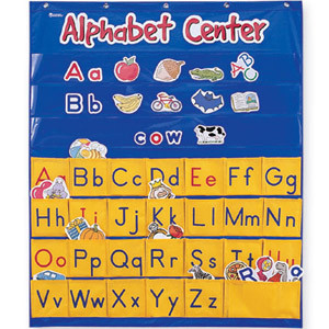 Alphabet Pocket Chart