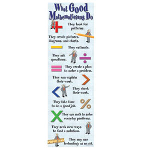 What Good Mathematicians Do Colossal Poster