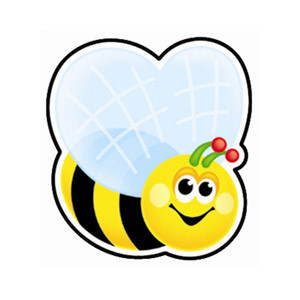 Bee Mini Cut-Outs