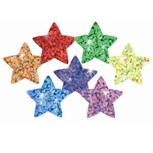 Sparkle Star Stickers
