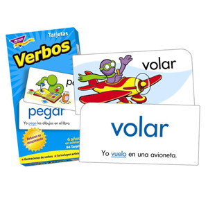 Verbos-Spanish Flash Cards