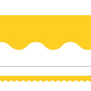 Yellow Gold Border