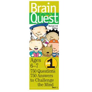 Brain Quest: Grade 1