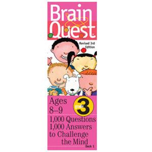 Brain Quest: Grade 3