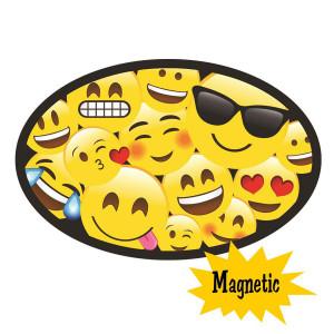 Emojis Magnetic Whiteboard Eraser