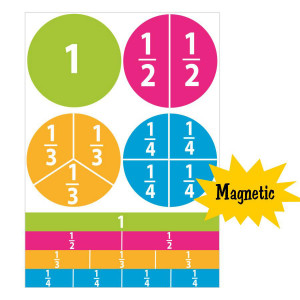 Beginning Fractions - Magnetic