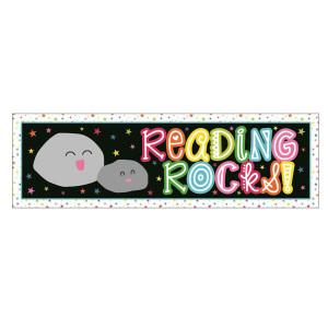 School Pop Reading Rocks! Bookmarks
