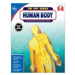 Human Body 100+ Series Book