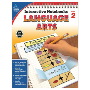 Interactive Notebooks Language Arts Grade 2