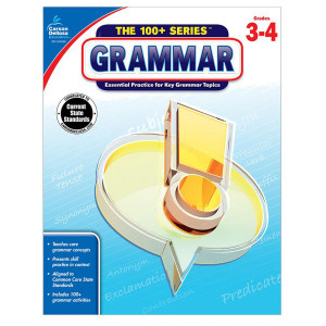 Grammar 100+ Series Book-Grades 3-4