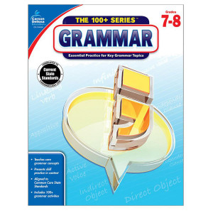 Grammar 100+ Series Book-Grades 7-8