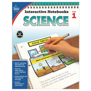 Interactive Notebooks Science Grade 1