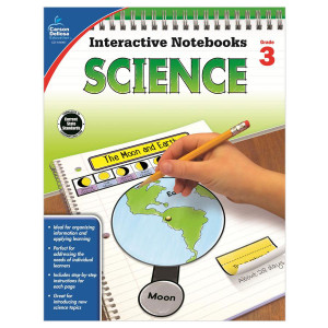 Interactive Notebooks Science Grade 3