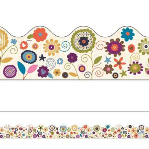 You-Nique Flowers Border