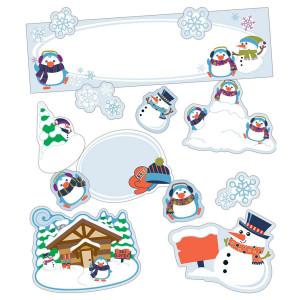 Winter Mini Bulletin Board